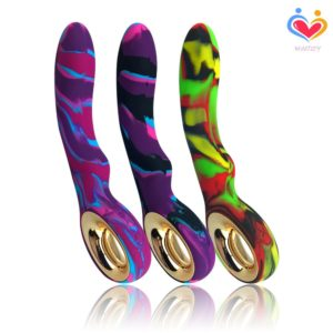 HEARTLEY Camouflage Whale G-spot Vibrator