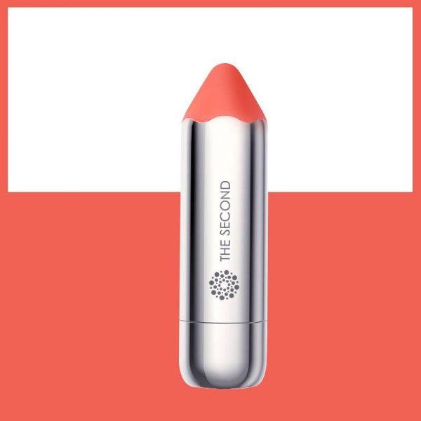 The Second Lipstick Clit & G-Spot Vibrator